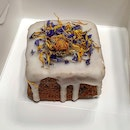 Lemon Lavender Honey Cake