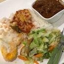 Nasi Padang ($7)