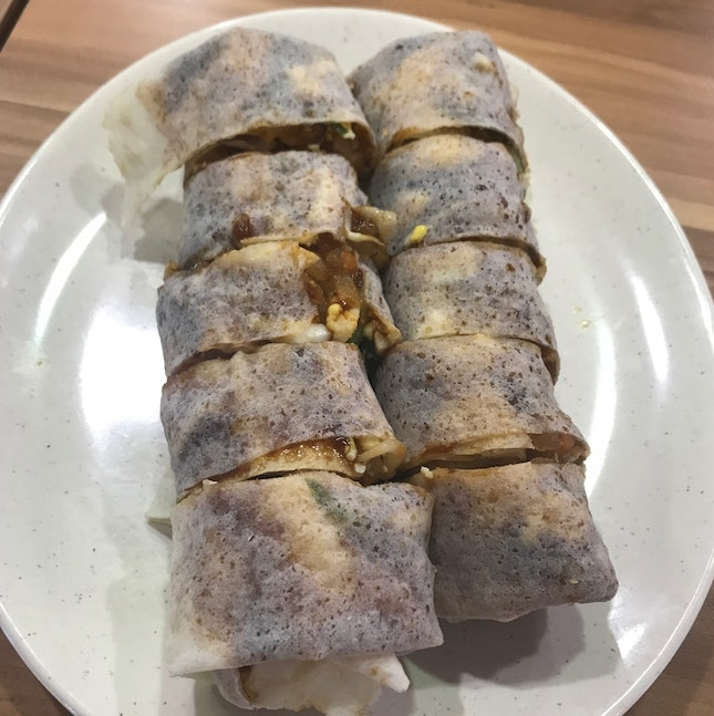 A Different Popiah