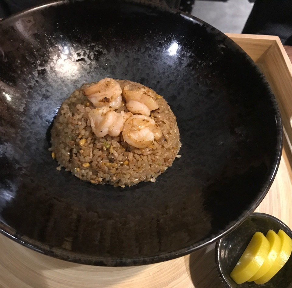 Ebi Fried Rice