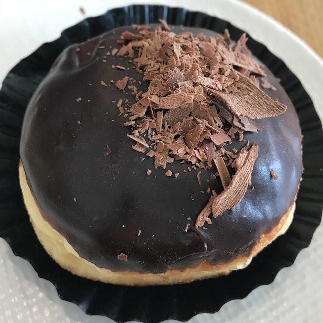 Choc Truffle Doughnut