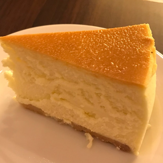 Chicago Cheesecake