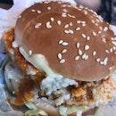 Bondi Burger Triple ($9.90)