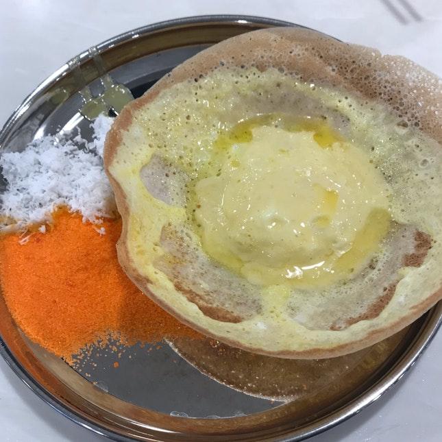 Butter Cheese Appam
