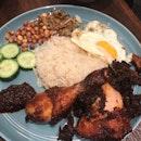 Nasi Lemak ($12.80)