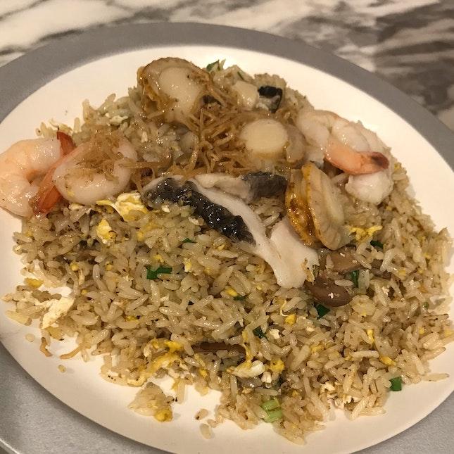 Signature Fried Rice ($8.50)