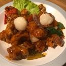 Putien Lychee Pork ($9.50)