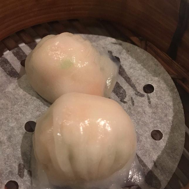 Steamed Shrimp Dumpling ($5/2pcs)