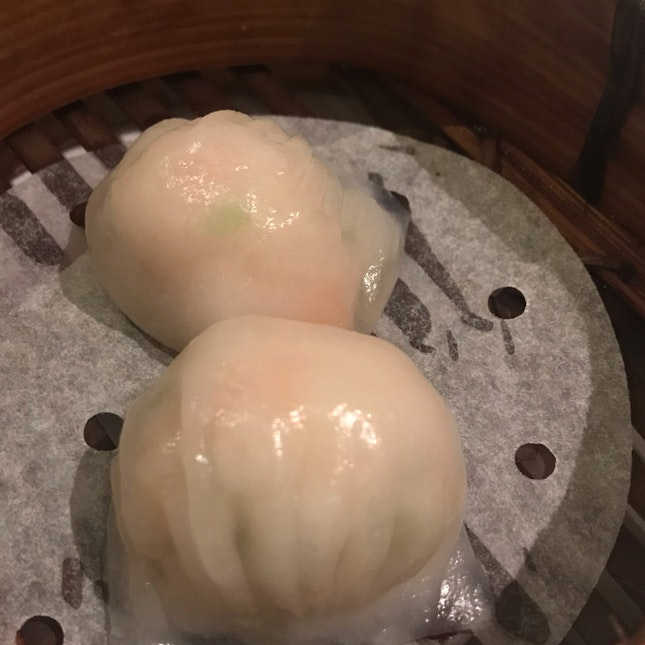 Steamed Shrimp Dumpling ($5/2pcs)