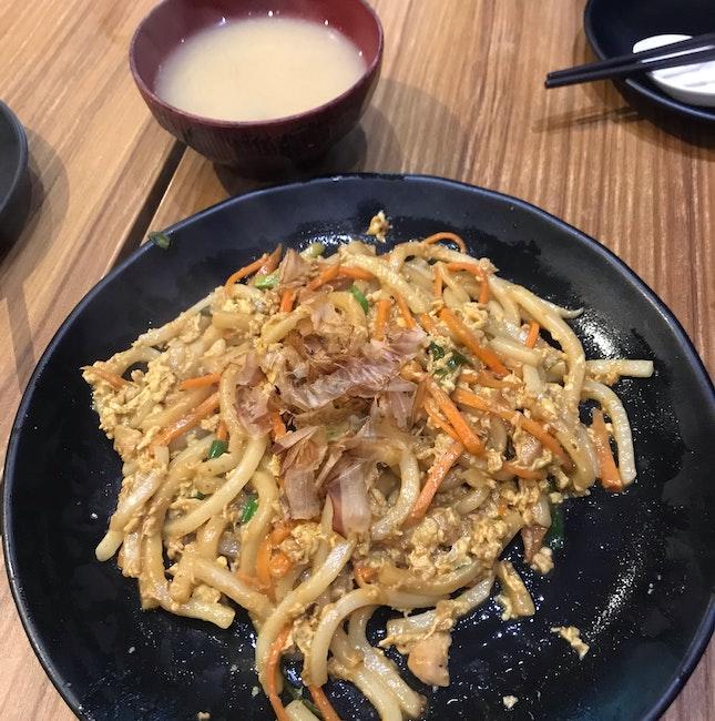 Fried Udon