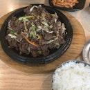 Beef Bulgogi
