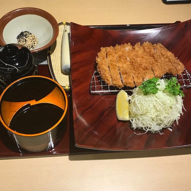 Katsu Don ($18.80)