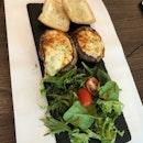 Egg & Cheese Portobello Mushroom ($16.90)