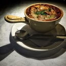 French Onion Soup SGD 16 Nett