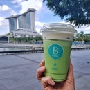 Spotted another cheese tea the other day at Marina Bay Financial Centre so must try lah!