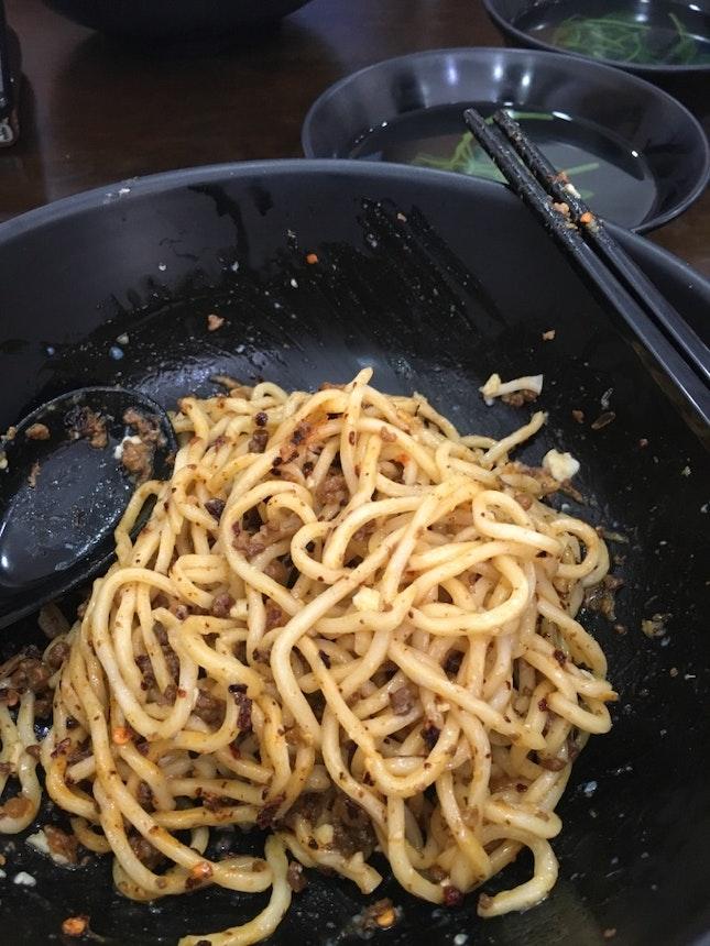 Kinkin Chilli Pan Mee