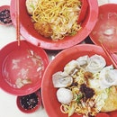 Serangoon // 🏆Fishball Mee