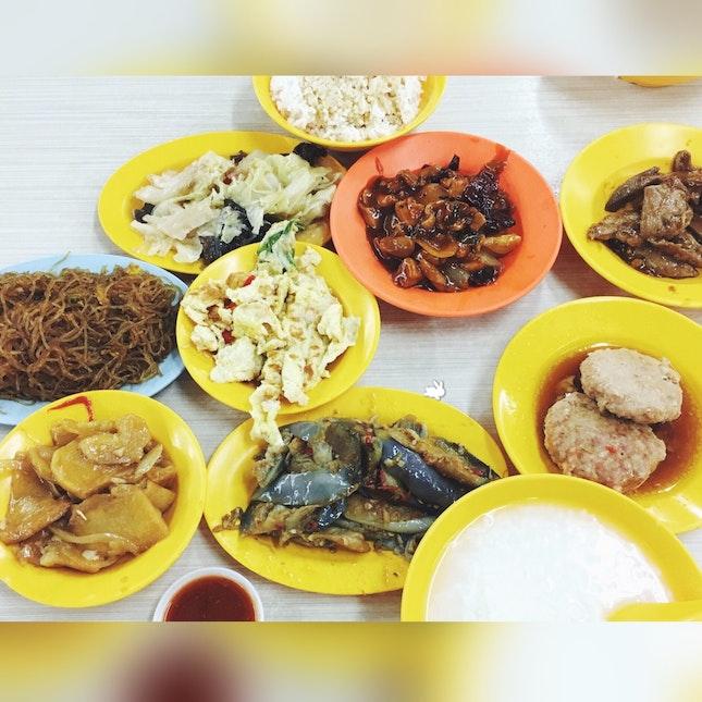 Bukit Merah // Teochew Porridge