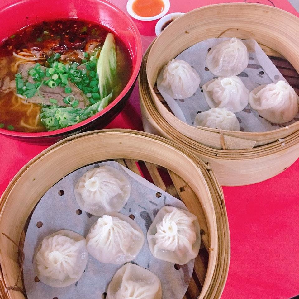 Chinatown // XLB & Lamian