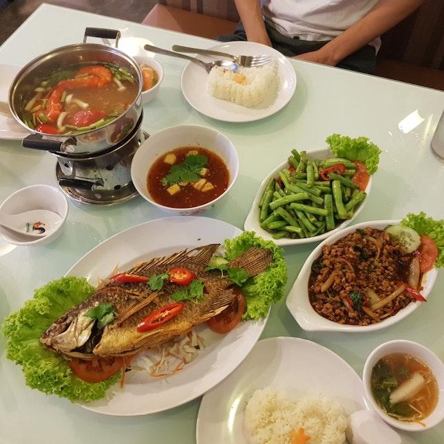 Jalan Kayu // Thai
