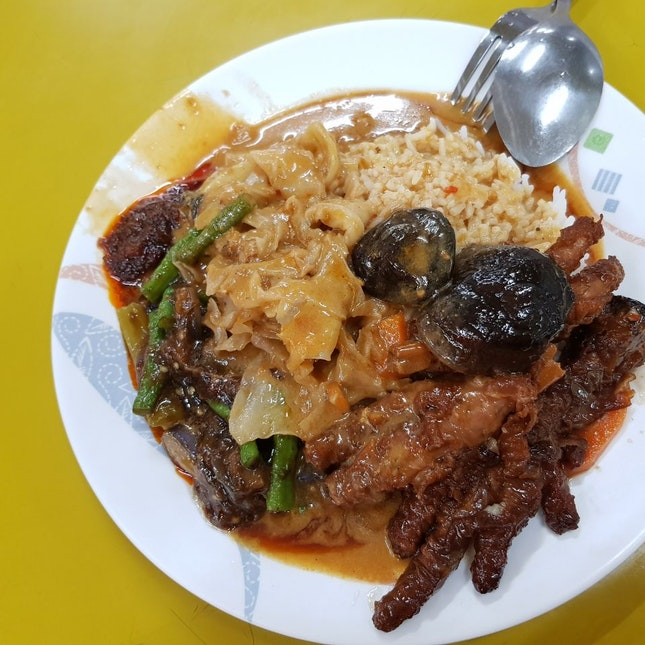 The Hainanese Curry Chicken Stall