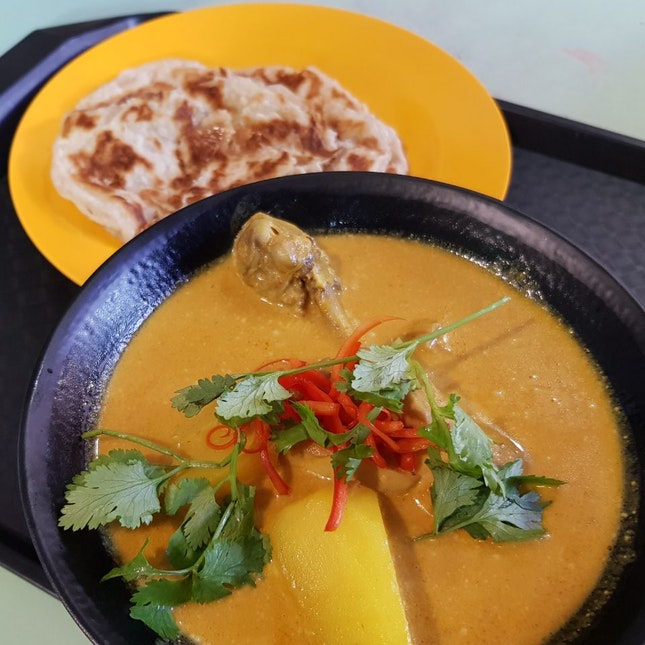 New Stall - Fortune Curry