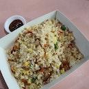 $3.50 Master Fried Rice