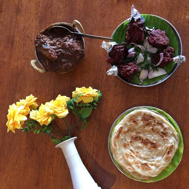 Anjappar Indian Food