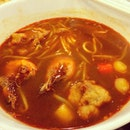 hot n spicy seafood noodle is no better...