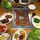 Korean BBQ for dinner!