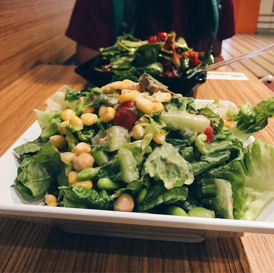 Tuna Lover Salad