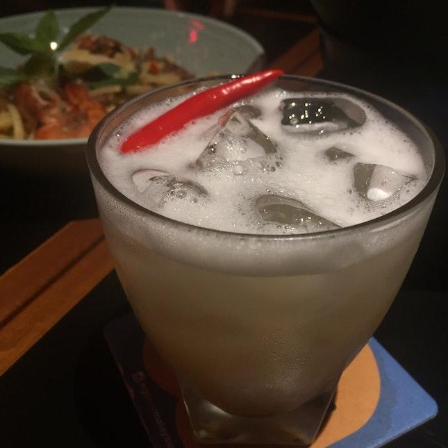 Calpis + Sake (20RM)