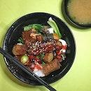Dry Yong Tau Foo (👆bowl cost $4.60)