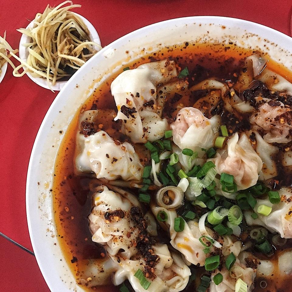 Hong You Chao Shou ($4.50)