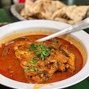 Signature Fish Head Curry ($28)
