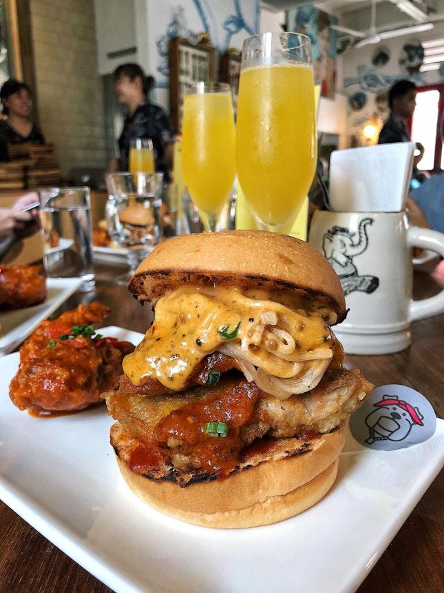 Tribute Burgers Vol.2 – 2STAC SHAKUR ($22)