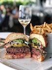 Grilled Angus Beef Burger ($45/Express Prix Fixe Menu)