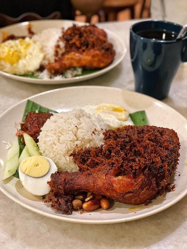 Best Nasi Lemak Ever! 🥰