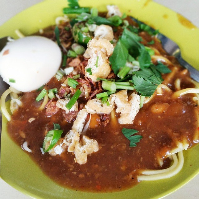 Khong Guan Restaurant famous, delicious & cheap Malay stall which you will never regret after eating!
