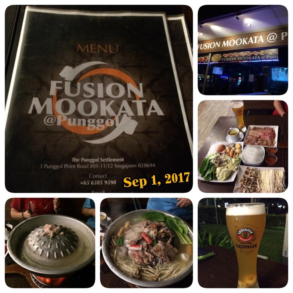Fusion Mookata