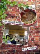 Fish Soup . Fried Fish Soup . Seafood Soup . Mixed Pig's Organ Soup