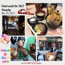 Finale Lunch 2017