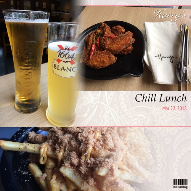 Chill Lunch