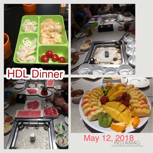 HDL Dinner