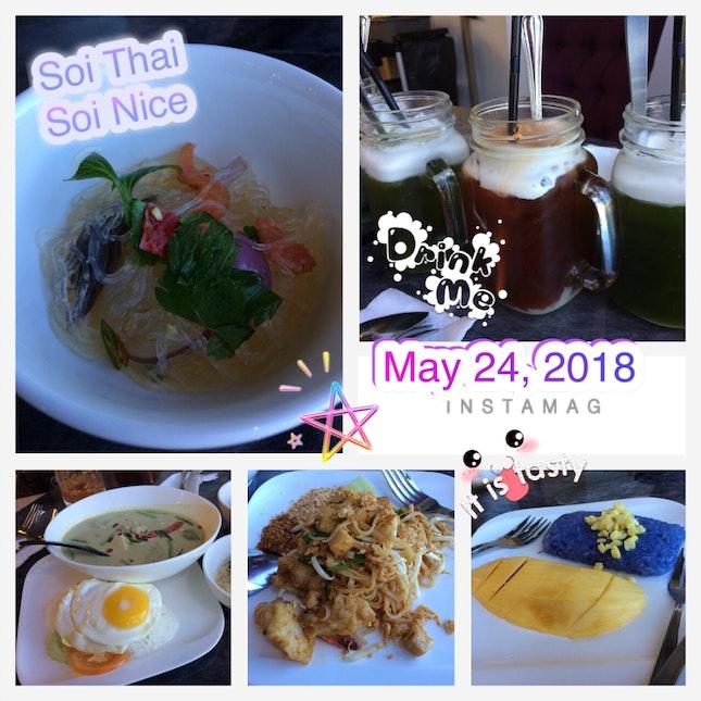 Thai Set Lunch