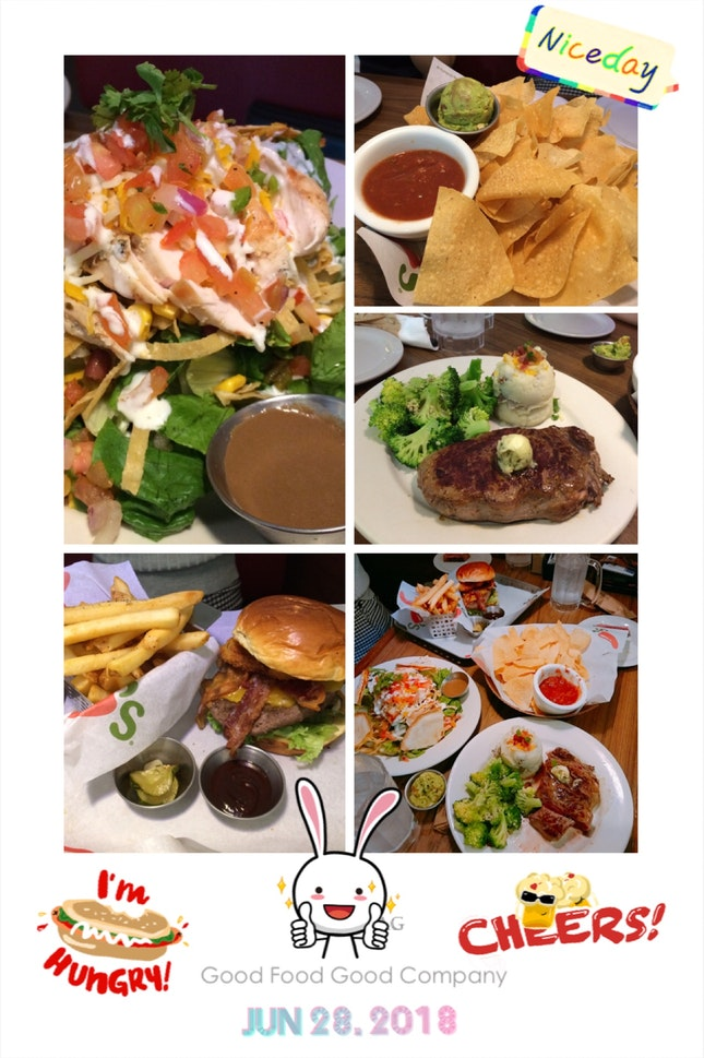 Western Lunch