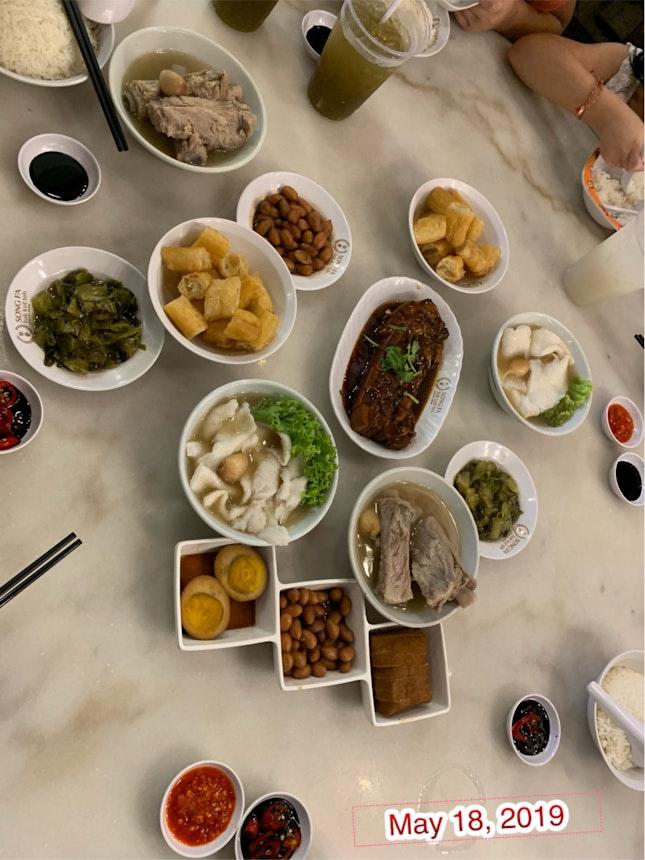 BKT Dinner 😋
