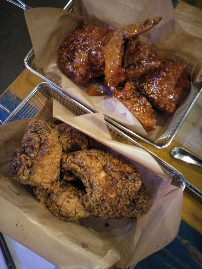 Mega Half Chicken