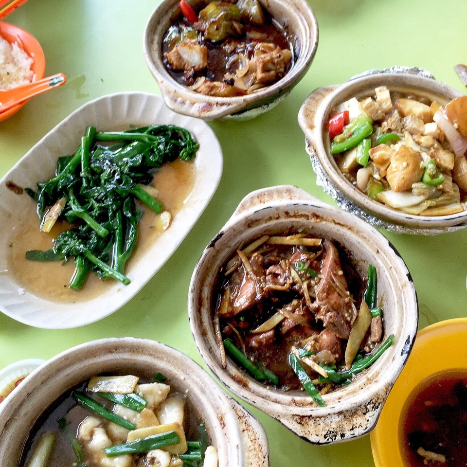 Claypot & Cooked Food Kitchen (Chinatown Complex Market & Food Centre)