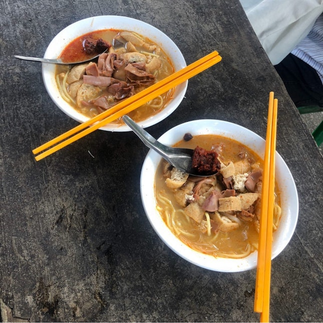 Curry Mee 🍜